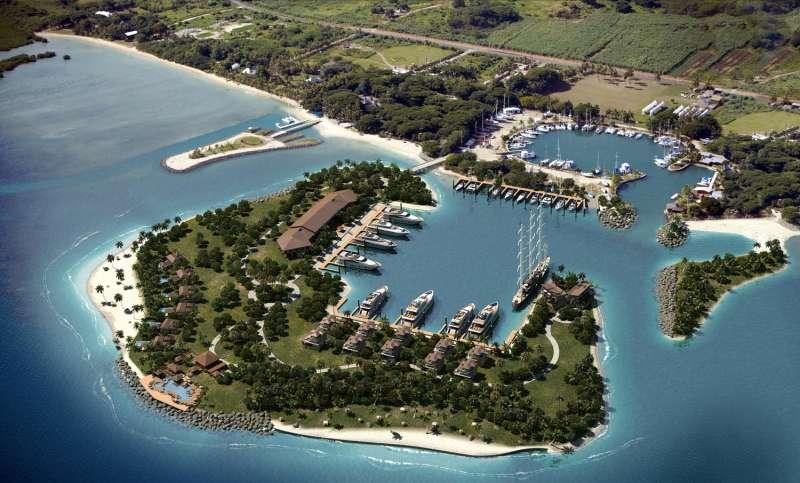 Projet De Deux Nouvelles Marinas Pour Koh Samui Par