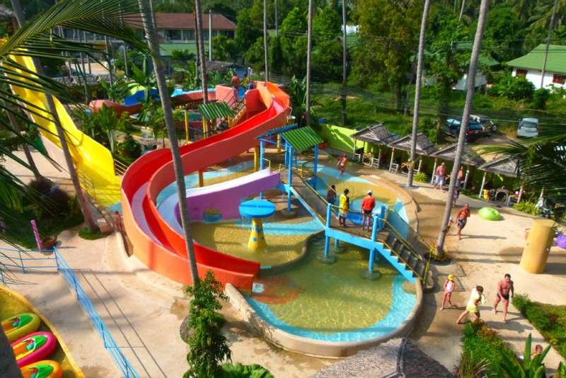 parc attraction koh samui