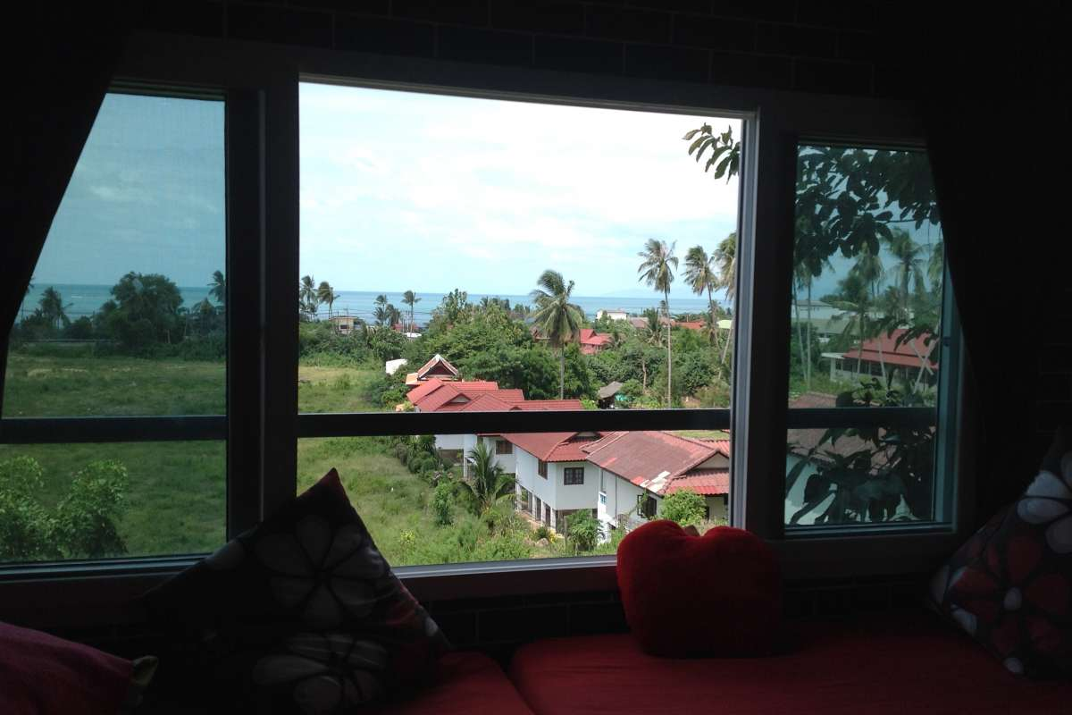 Koh samui a louer appartement maxim home 50 m2 1 for Appartement 1 chambre a louer hull