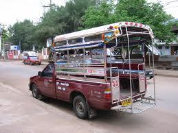 Location minibus koh samui