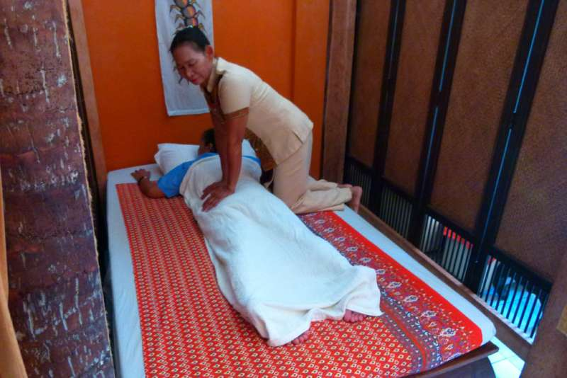 massage thai oil massage se